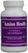 DROPPED: FTH Nutraceuticals - Amino Health 700 mg. - 100 Vegetarian Capsules