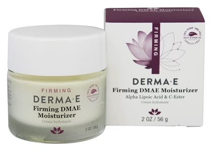 Derma-E - Firming Moisturizer With DMAE, Alpha Lipoic and C-Ester - 2 oz. (formerly Moisturizer Retexturizing Creme)