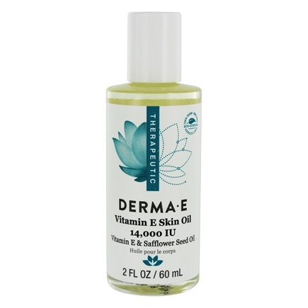 Derma-E - Vitamin E Skin Oil 14000 IU - 2 oz.