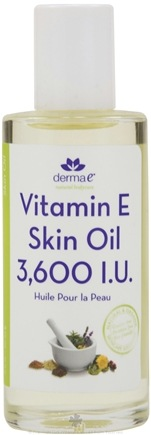 DROPPED: Derma-E - Vitamin E Skin Oil 3600 IU - 2 oz.