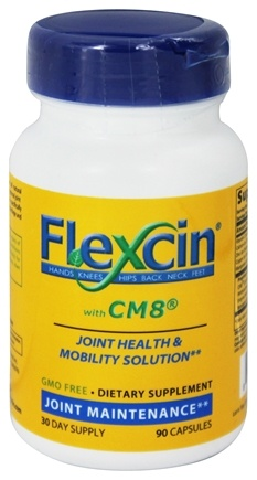 Zoom View - Flexcin with CM8 Joint Health & Mobility Solution