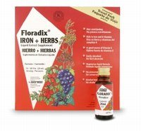 DROPPED: Flora - Floradix Iron + Herbs Travel Pack