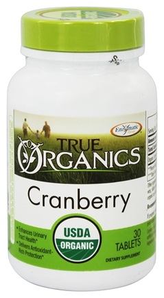 Zoom View - True Organics Cranberry