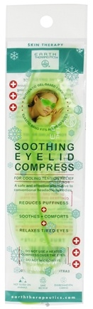 DROPPED: Earth Therapeutics - Soothing Eyelid Compress