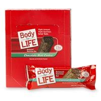 DROPPED: EAS - Body of Life Cookies Chocolate Mint - 1 Bars