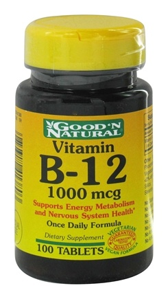 Zoom View - Vitamin B-12