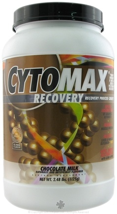 DROPPED: Cytosport - Cytomax Recovery Chocolate Flavor - 2.48 lbs.