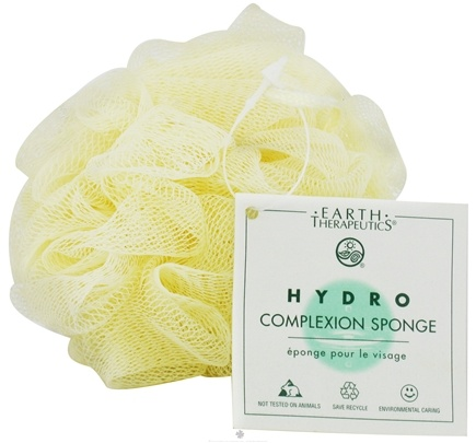DROPPED: Earth Therapeutics - Hydro Complexion Sponge - CLEARANCE PRICED