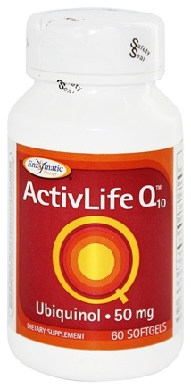 Zoom View - ActivLife Q10 Ubiquinol