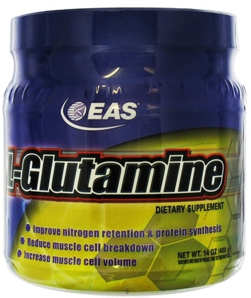 DROPPED: EAS - L-Glutamine - 400 Grams