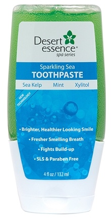 Zoom View - Sparkling Sea Toothpaste