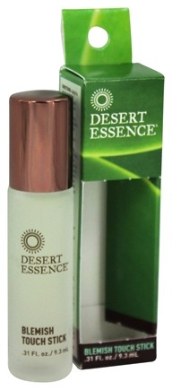 Desert Essence - Tea Tree Blemish Touch Stick - 0.31 oz. LUCKY PRICE