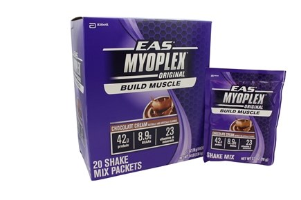 Zoom View - Myoplex Original Powder
