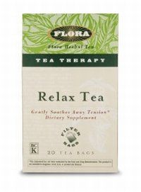 Zoom View - Relax Tea Therapy
