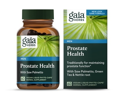 60642 - Gaia Herbs Prostate Health Liquid Phyto-Capsules, 120 Count Ingredients