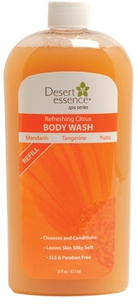 Zoom View - Refreshing Citrus Body Wash Refill