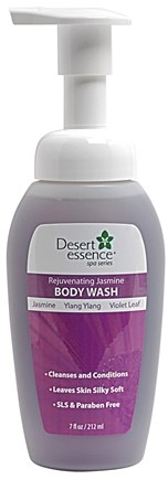 DROPPED: Desert Essence - Rejuvenating Jasmine Body Wash - 7 oz.