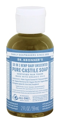 Zoom View - Magic Pure-Castile Soap Organic Baby-Mild