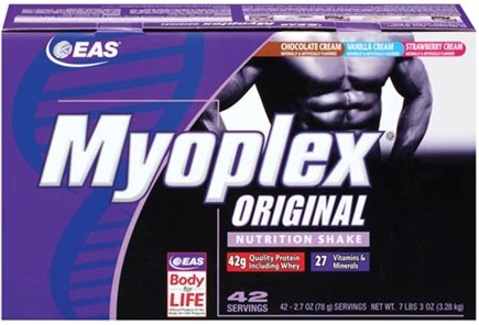 Zoom View - Myoplex CLEARANCE PRICED