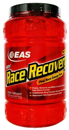 Zoom View - Race Recovery - Post Race Energy Fuel