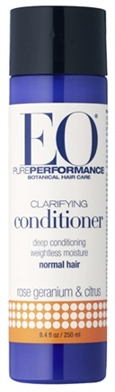 DROPPED: EO Products - Conditioner Clarifying Rose Geranium & Sweet Orange - 8.4 oz.