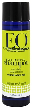 DROPPED: EO Products - Shampoo Volumizing Rosemary & Mint - 8.4 oz.