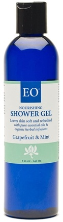 DROPPED: EO Products - Shower Gel Grapefruit & Mint - 8 oz.