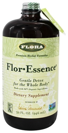 Flora - Flor Essence Herbal Tea Blend Liquid - 32 oz.