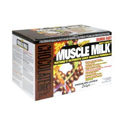 DROPPED: Cytosport - Muscle Milk Chocolate Lovers Delight - 3.32 lbs.