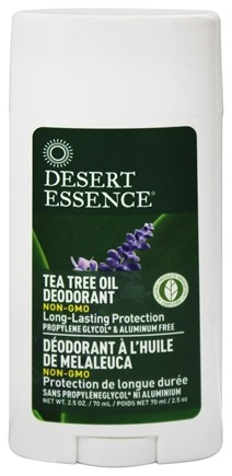 Zoom View - Tea Tree Oil Deodorant with Lavender Oil