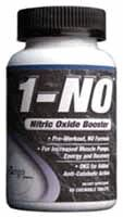 DROPPED: Ergopharm - 1-NO Nitric Oxide Booster - 60 Tablets