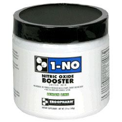 Zoom View - 1-NO Nitric Oxide Booster Drink Mix