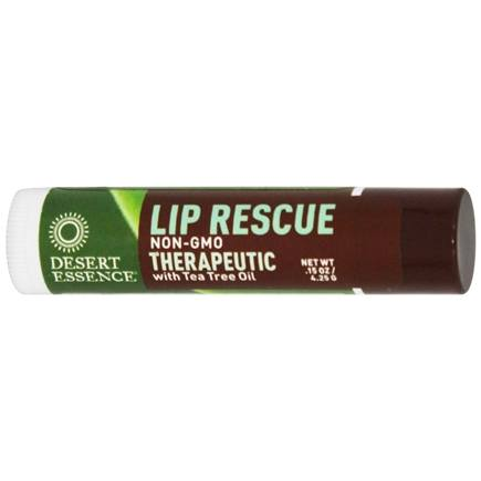 Zoom View - Lip Rescue Therapeutic with Tea Tree Oil