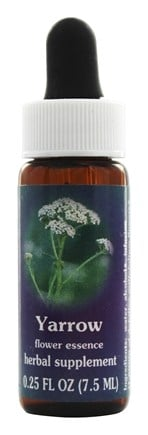 Flower Essence Services - Yarrow Flower Essence - 0.25 oz.