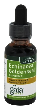 Zoom View - Echinacea Goldenseal Supreme