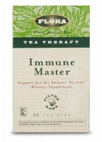 DROPPED: Flora - Immune Master Tea Therapy - 20 Tea Bags
