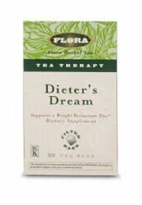 Zoom View - Dieter's Dream Tea Therapy