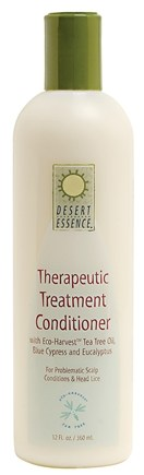 DROPPED: Desert Essence - Therapeutic Treatment Conditioner - 12 oz. CLEARANCE PRICED