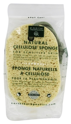 Zoom View - Natural Cellulose Sponge