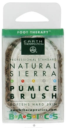 Zoom View - Natural Sierra Pumice Brush
