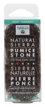 Earth Therapeutics - Natural Sierra Pumice Stone