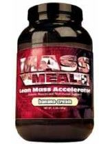 DROPPED: Ergopharm - Mass Meal Lean Mass Accelerator Chocolate Fudge - 2.6 lbs.