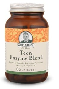 Zoom View - Udo's Choice Teen Enzyme Blend