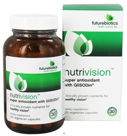 Zoom View - Nutrivision Super Antioxidant with GliSODin