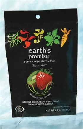 Zoom View - Earth's Promise Drink Mix Travel Size