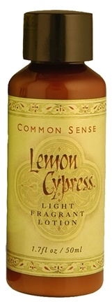 Zoom View - Lemon Cypress Lotion