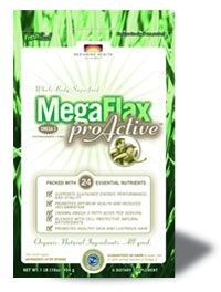 DROPPED: Designing Health - MegaFlax ProActive - 1 lb.