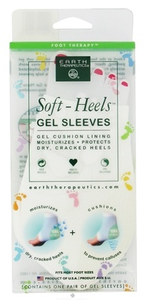 Zoom View - Soft Heels Gel Sleeves