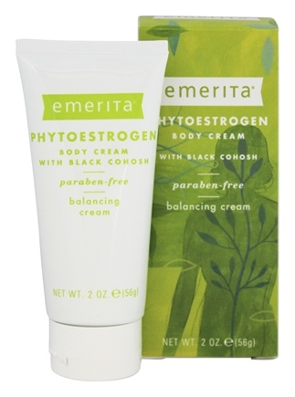 Zoom View - Phytoestrogen Body Cream with Black Cohosh