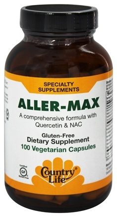 Zoom View - Aller-Max With Quercetin & NAC